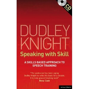 Dudley Knight's Speaking with Skill  Book cover