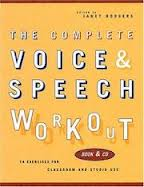 Complete Voice and Speech Workout book cover
